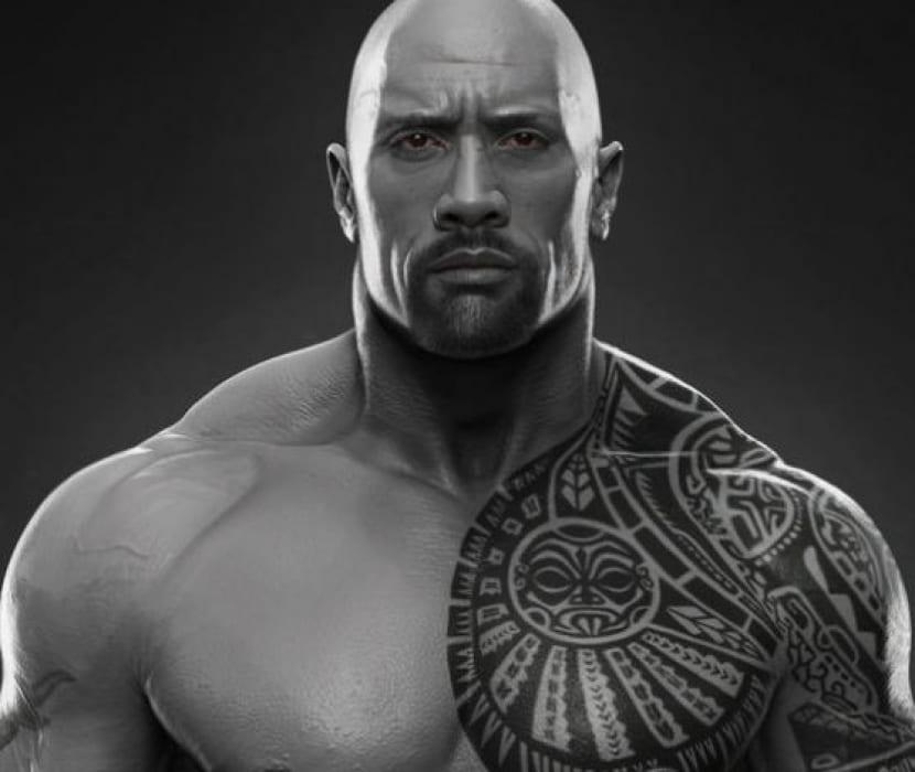 Significado tatuajes la roca