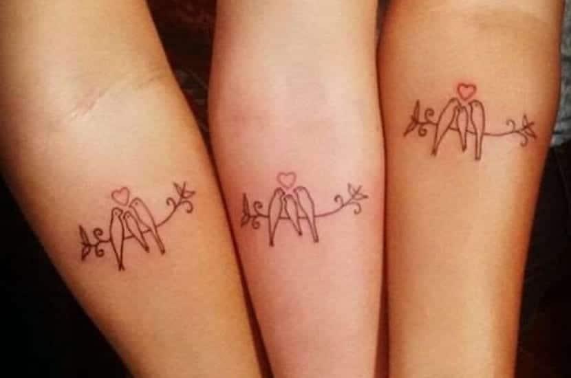 Tatuajes de animales familiares