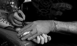 Tatuajes en España