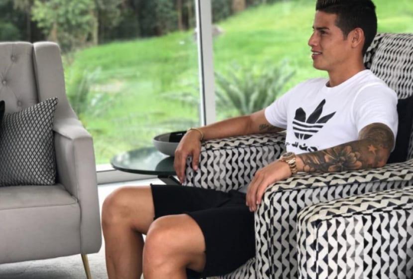 James Rodríguez Qué Tatuajes Tiene El Futbolista