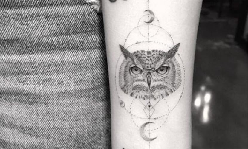 Nuevo tatuaje de Thaila Ayala
