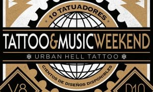 Tattoo & Music Weekend 2017 - Zaragoza