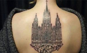 Tatuajes arquitectónicos