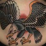 Tatuajes de águilas