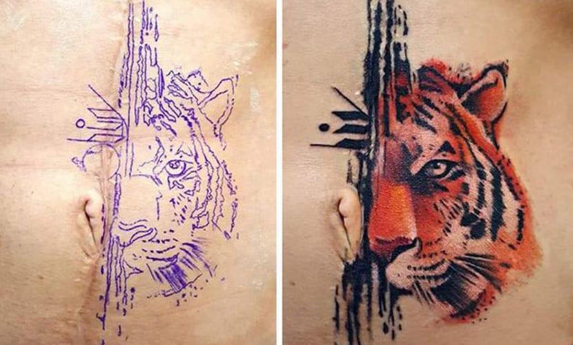 Tatuajes Para Tapar Nombres