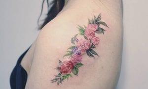 Tapar una cicatriz con un tatuaje