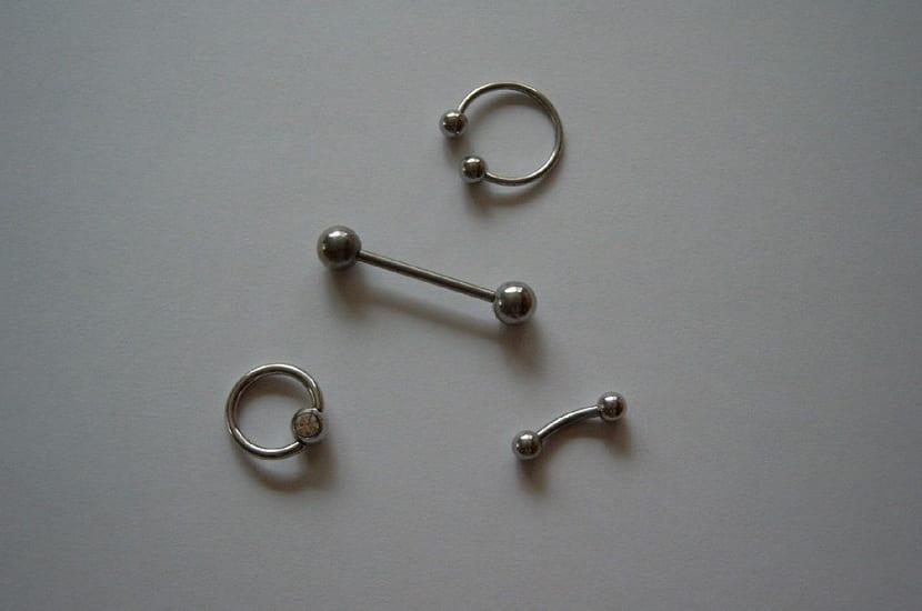 Tipos de piercings