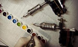 Control de los tatuajes