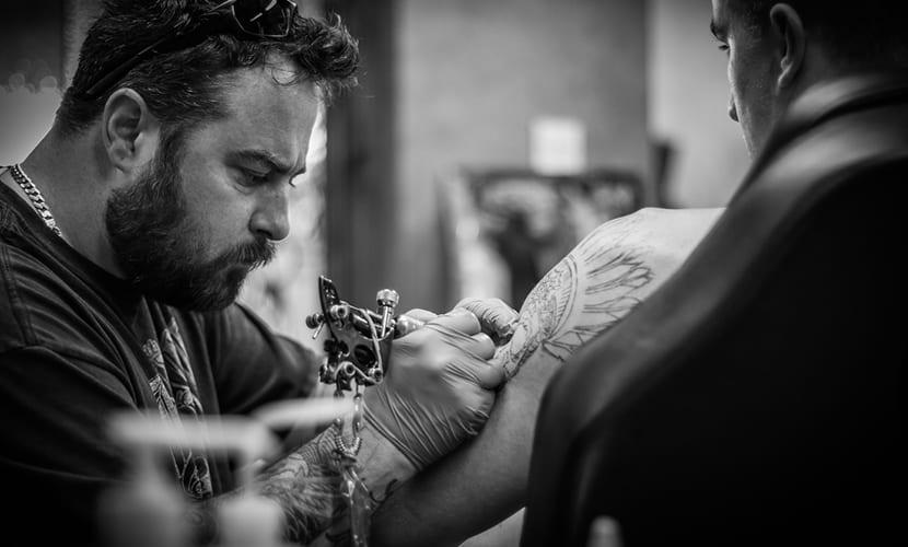 Estudios de tatuajes en España