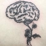 Tatuajes de cerebros