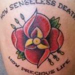 Tatuajes en los gemelos