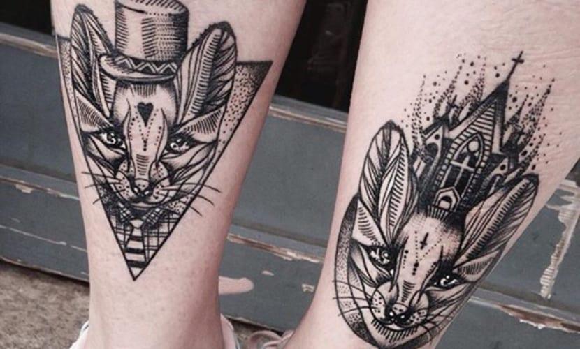 Tatuajes En Los Gemelos Recopilacion De Disenos E Ideas - Tattoo-gemelos
