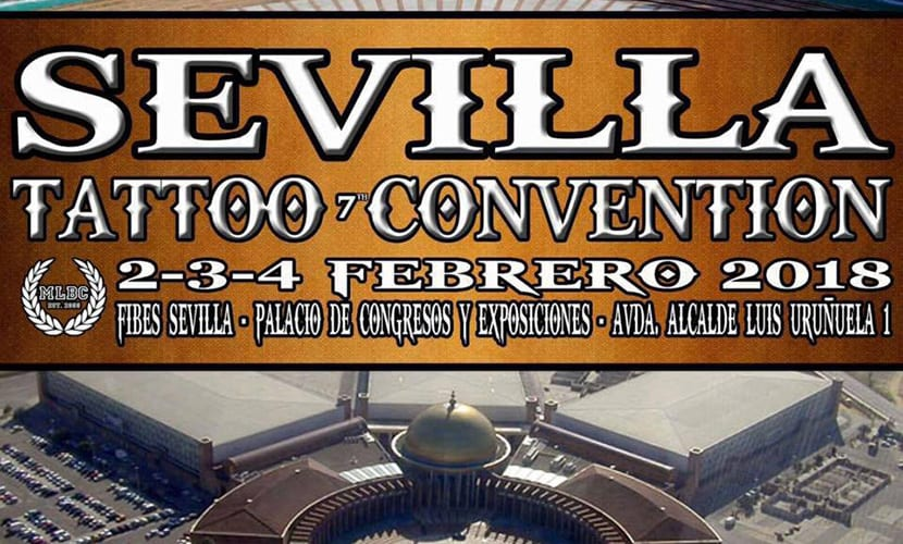 Sevilla Tattoo Convention 2018