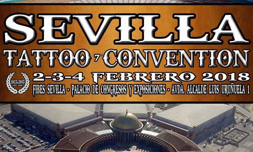 Sevilla Tattoo Convention 2018