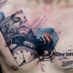 Tatuajes abstractos