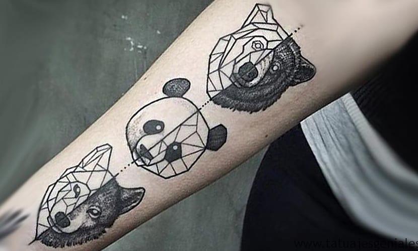Tatuajes con cenizas
