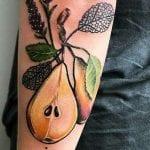 Tatuajes de peras
