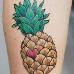 Tatuajes de piñas