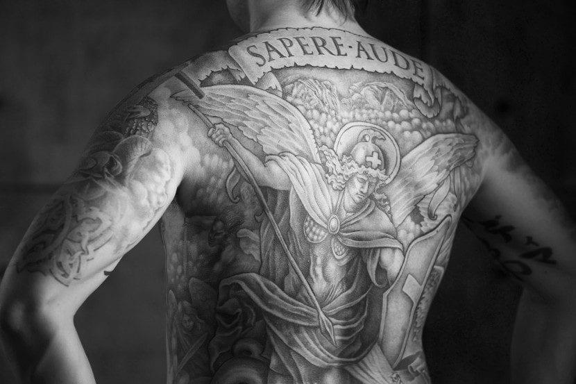 tatuajes italiano esclavitud en Alcobendas