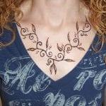 Tatuajes de collares