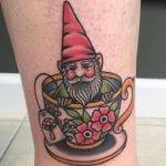 Tatuajes de gnomos