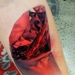 Tatuajes de rubíes