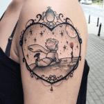 Tatuajes del Principito