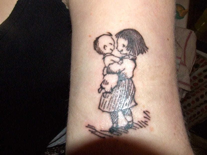 Tatuaje Maurice Sendak