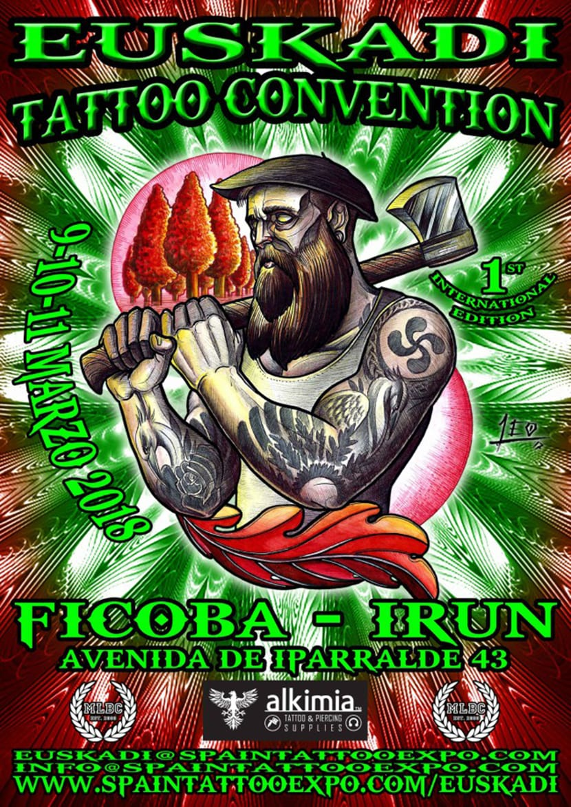 Euskadi Tattoo Convention 2018
