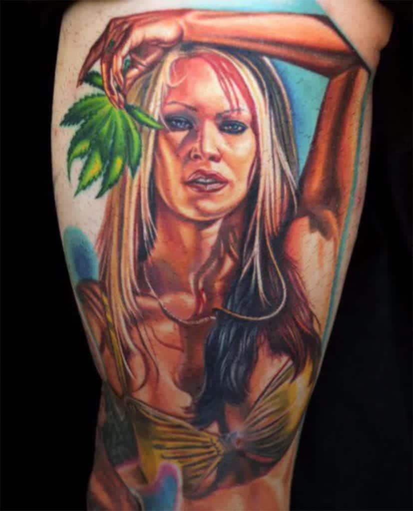 Actriz Porno Tatuajes De Estrellas Encima De Pechos tatuajes de actrices porno, ¿un tattoo bizarro y/o excesivo?