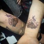Tatuajes de fogatas