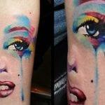 Tatuajes de Marilyn Monroe