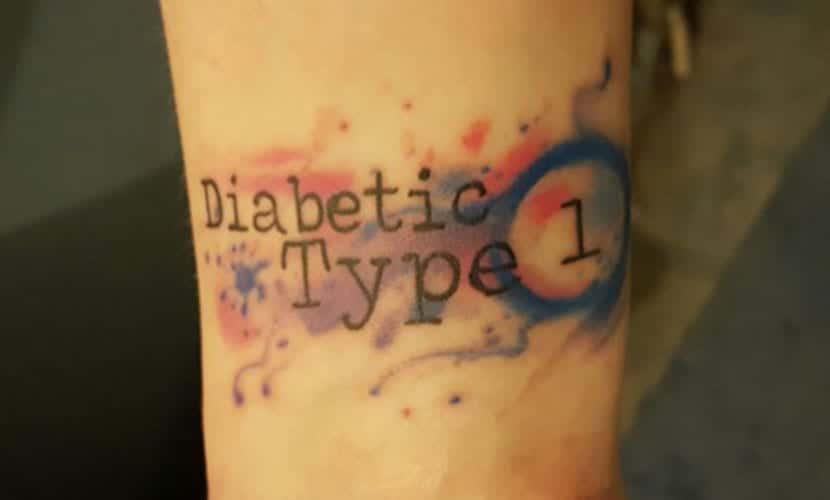 Tatuarse siendo diabético