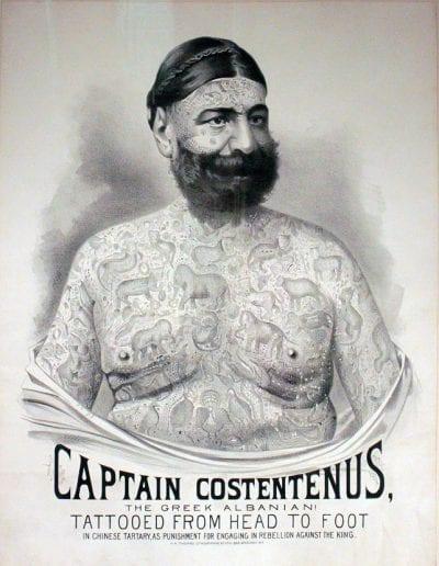 Poster Constentenus historia