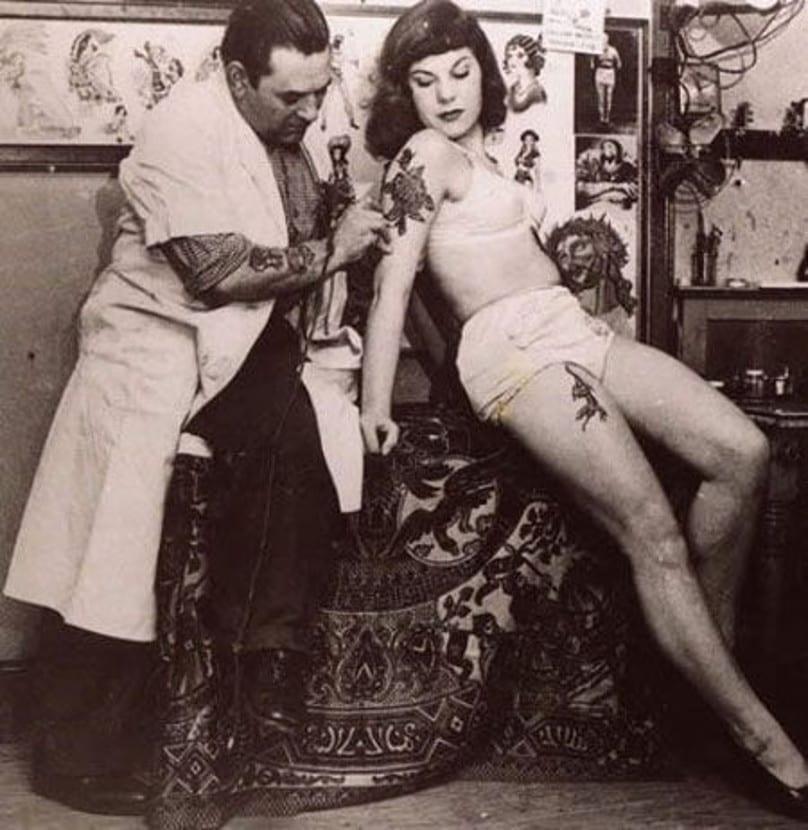 Tatuaje vintage