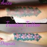 Tatuajes arreglados