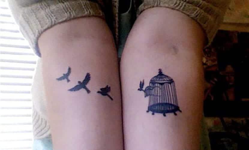 Tatuajes De Jaulas Con Aves Ejemplos Y Significado