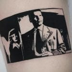 Tatuajes de Pulp Fiction
