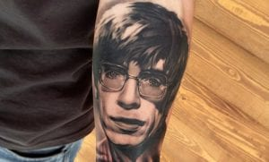 Tatuajes de Stephen Hawking