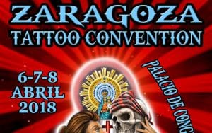 Zaragoza Tattoo Convention 2018