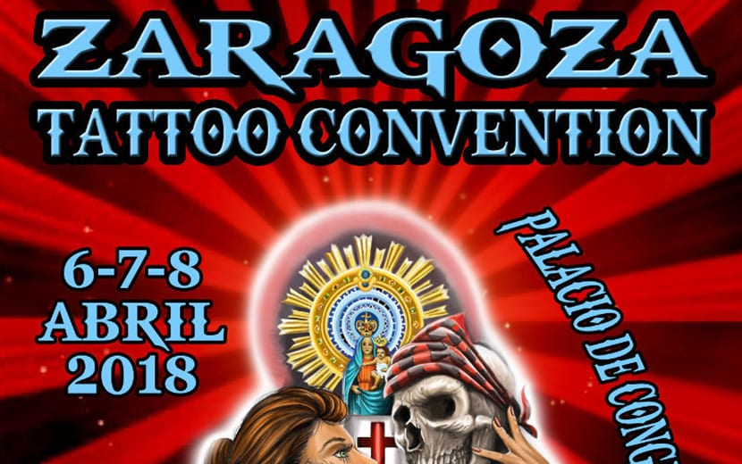 Zaragoza Tattoo Convention 2018
