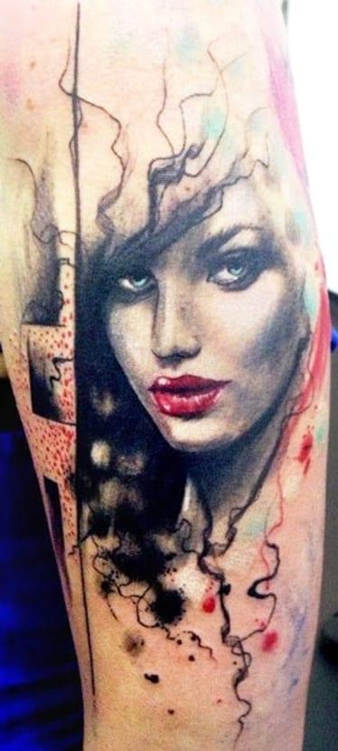 Tatuaje persona