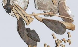 El kit de tatuaje más antiguo jamás registrado