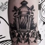 Tatuajes de candelabros