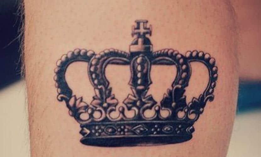 Tatuajes De Coronas De Rey Recopilación De Diseños