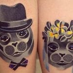 Tatuajes de Focas