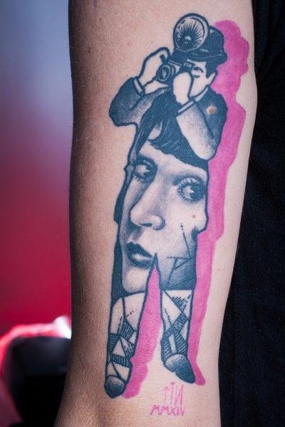 Tatuaje foto
