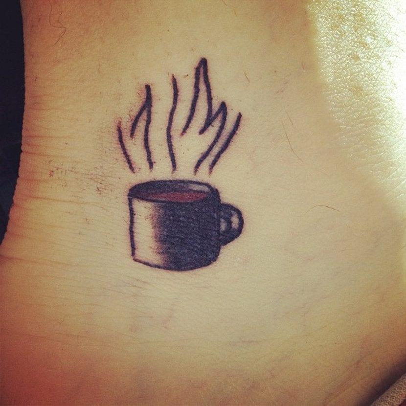 Tatuajes bebidas café