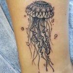 Tatuajes de medusas