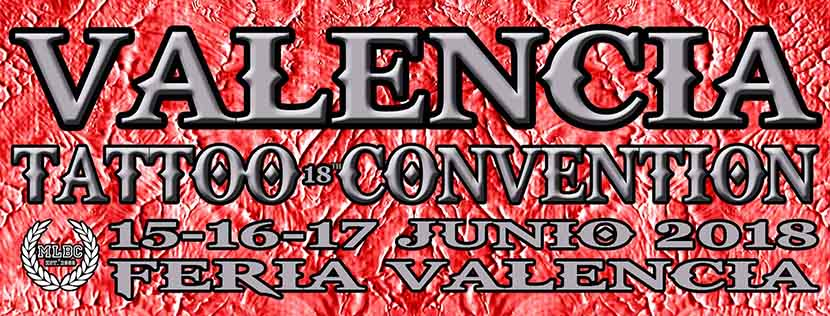 Valencia Tattoo Convention 2018